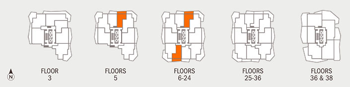 Floorplan A Key
