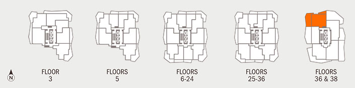 Floorplan CAPEDA Key