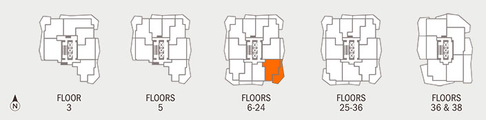 Floorplan F Key