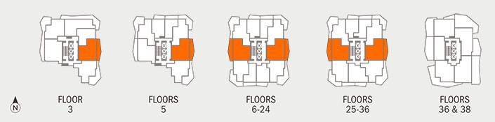 Floorplan J Key