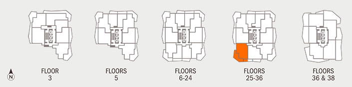 Floorplan L Key